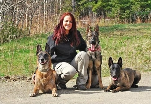 Chrstine Brooke fort myers dog trainer